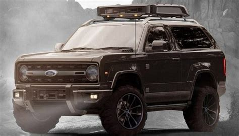 2020 Ford Bronco All You Need To Know  Lana Alibabic Medium