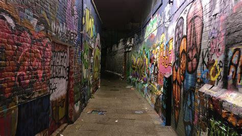town graffiti street ghent visions  travel