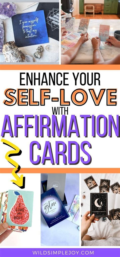 Compare the best prepaid credit cards and apply online at creditcards.com. Affirmation Cards for Self Love in 2020   Affirmation cards, Affirmations, Self love
