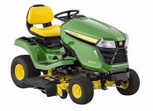 John Deere X350-42 Lawn Mower & Tractor - Consumer Reports