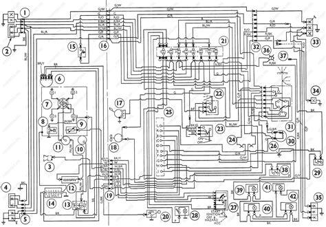 Ford Transit Diagram by Ford Transit Rear Wiring Loom