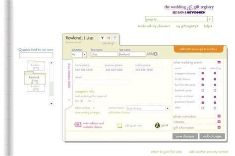 Bed Bath Beyond Baby Registry by Registry Toolkit Hints Bed Bath Beyond