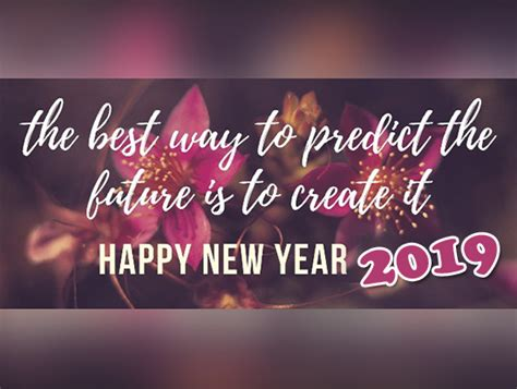 45+ New Year Motivational Quotes 2019 With Images