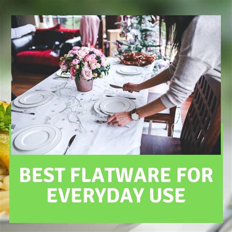 everyday use flatware reviewster