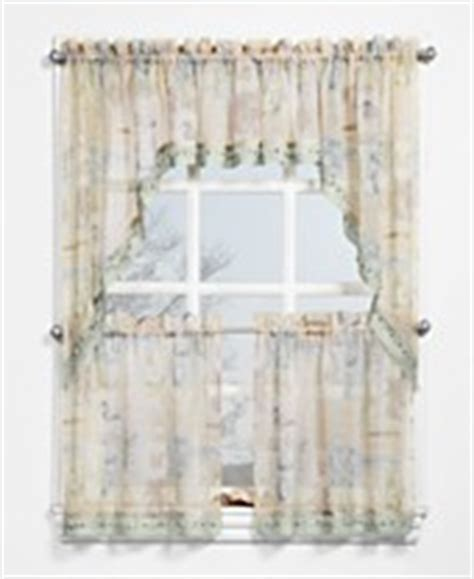 Kitchen Curtains Window Treatments   Macy's