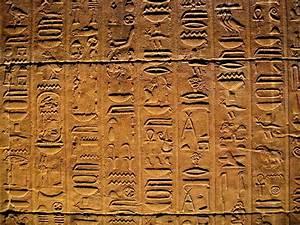 History of Arts and Design: Egyptian Hieroglyphics  Egyptian