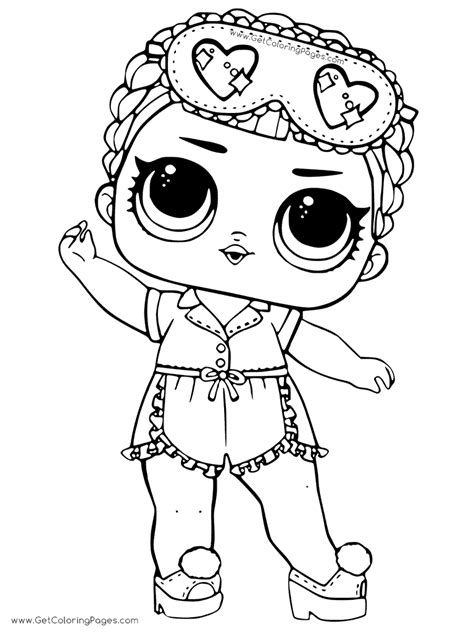Lol S3 Free Colouring Pages