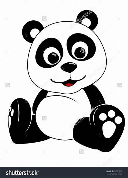 Panda Clipart Saying Hi Clipground