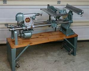 mickyd's Restored Shopsmith 10ER DIY projects to try