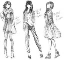 mode und design studium clothes clothes desing desing draw fashion image 280028 on favim