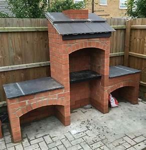 Barbecue En Dur : 1001 id es fabriquer un barbecue 40 id es diy pour ~ Melissatoandfro.com Idées de Décoration