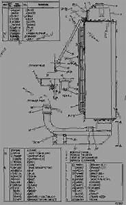 7n9946 Radiator Group - Engine - Generator Set Caterpillar 3406