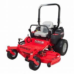 Gravely Pro-Turn 400 XDZ Zero Turn Mower Price ...