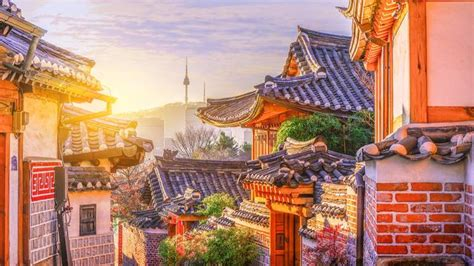tempat wisata  korea selatan  wajib disambangi