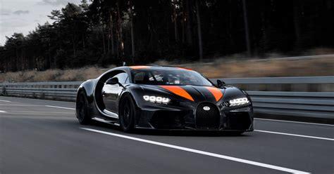 Bugatti chiron super sport 300 + 2019. The Bugatti Chiron Super Sport Prototype Got Air At 278mph