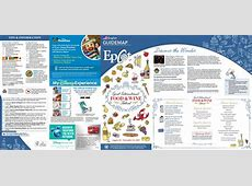 And Food Wine Map 2017 Epcot Festival 1