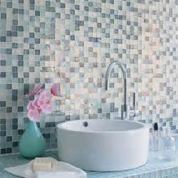 mosaic bathroom tile ideas mosaic tile counter
