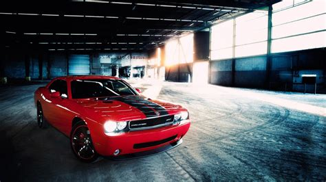 Dodge Challenger Srt Wallpapers