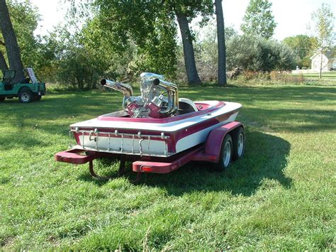 Vintage Sanger Boats For Sale by Sanger Flat Boat For Sale From Usa