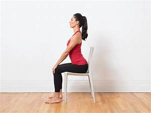 Chair Yoga For Seniors Sequence Pdf