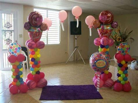 candyland decorations candyland balloon decor