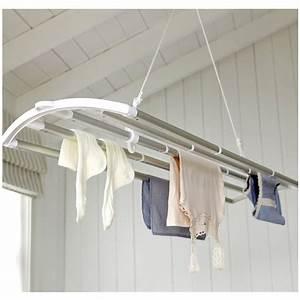 Wäscheständer Zum Aufhängen : lofti h ngender w schetrockner aus aluminium pinteres ~ Michelbontemps.com Haus und Dekorationen