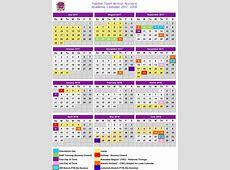 Academic Calendar Toddler Town
