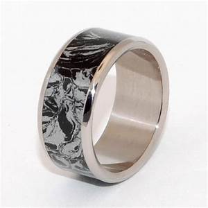 minter richter titanium rings katana mokume gane With samurai wedding ring