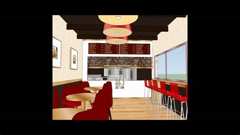 modern sensibility cuisine restaurant design