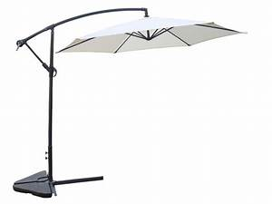 Parasol Deporte Inclinable Leroy Merlin : dalle parasol d port ~ Melissatoandfro.com Idées de Décoration