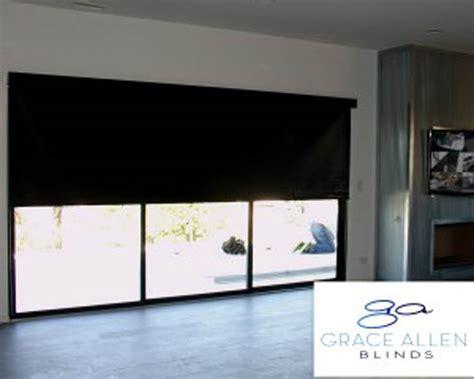 window treatments for sliding glass doors