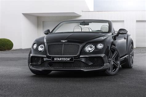 bentley startech startech refines the bentley continental and flying spur