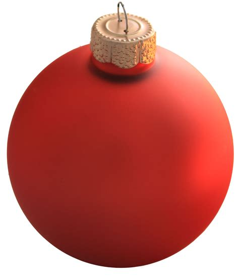 christmas decorations 2 75 quot fire orange ball ornament