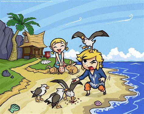 Retro Corner The Legend Of Zelda The Wind Waker Gcn