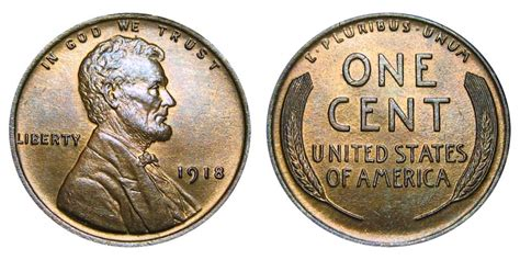lincoln wheat penny coin  prices  info