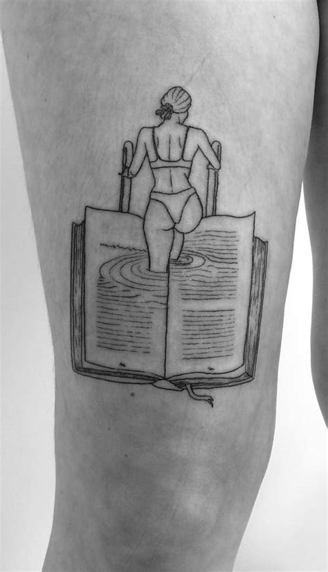 Awe-inspiring Book Tattoos for Literature Lovers | Tattoos | Book tattoo, Tattoos y Tattoo designs