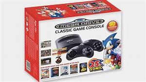 Sega Mega Drive Classic Vs Nintendo Classic Mini All You
