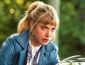 Imogen Poots Need For Speed Hair - wallpaper.