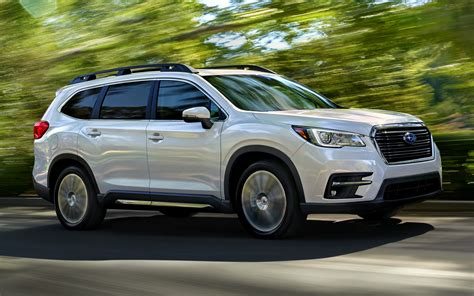 subaru ascent limited wallpapers  hd images