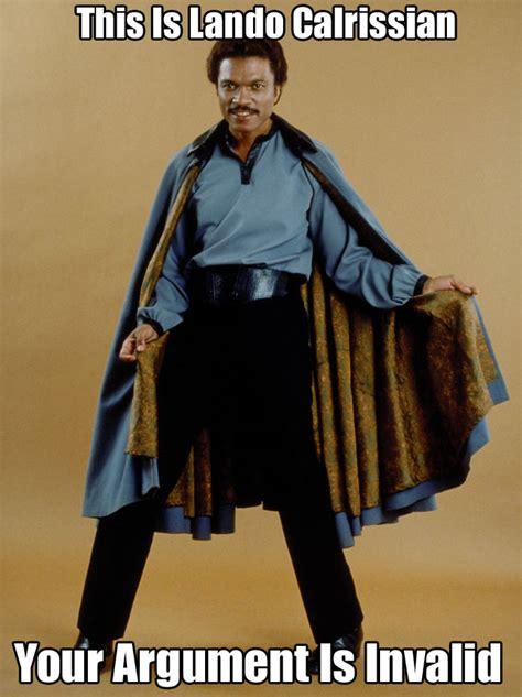 Lando Calrissian Meme - star wars memes to prepare you for the last jedi