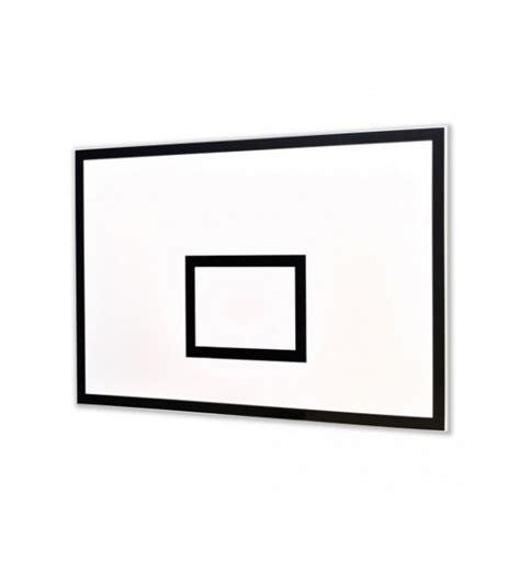 panneau de basket panneau de basket 1 8 x 1 05 x 0 02m fibre de verre