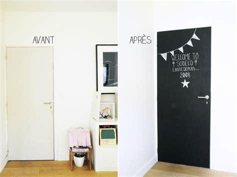 tableau noir ardoise cuisine image result for la peinture ardoise porte hallway
