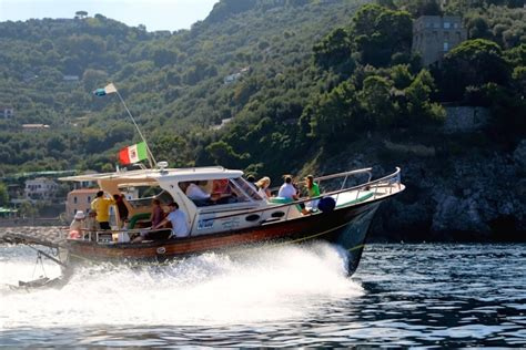 Positano Boat Tours by Sorrento Coast And Boat Tour From Positano