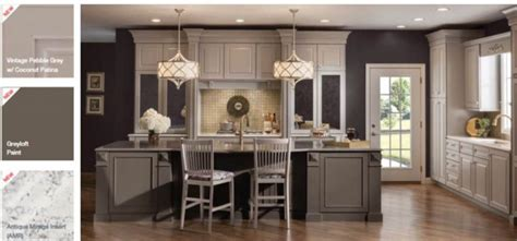 kraftmaid kitchen island kitchens with light pine floors kitchen