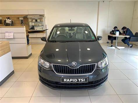 2020 Skoda Rapid TSI debuts as a powerful sedan - New TVC ...