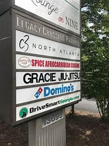 Outdoor, Signage, Design, And, Installation, In, Atlanta, Ga