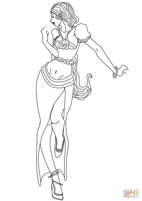 stylish page fashion coloring pages for girls printable az coloring pages