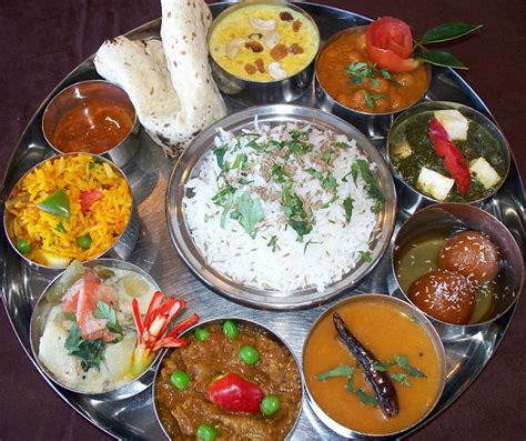 different indian cuisines the curious of the south indian thali the passive