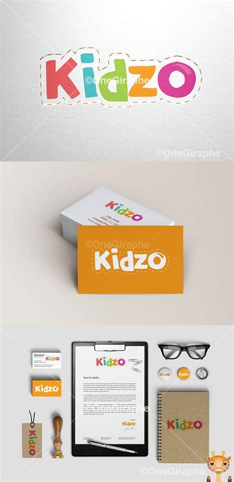 Best 25+ Kids Logo Ideas On Pinterest  Kids Branding