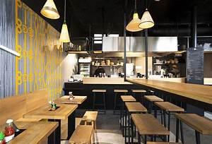 Mobilier Bois Design : hekla design global pitaya streetfood restaurant tha interior design bois et m tal ~ Melissatoandfro.com Idées de Décoration